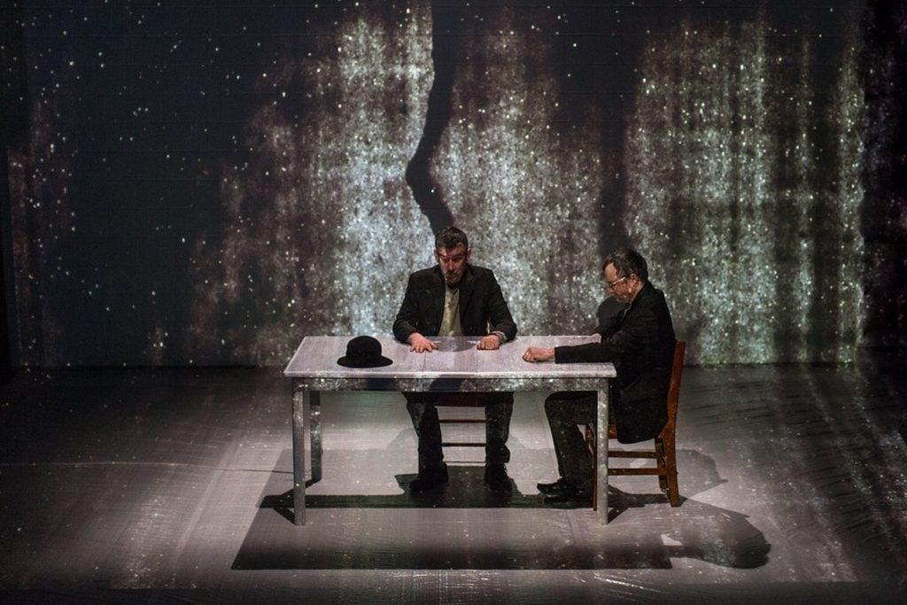 Abîmés – quatre courtes pièces de Samuel Beckett