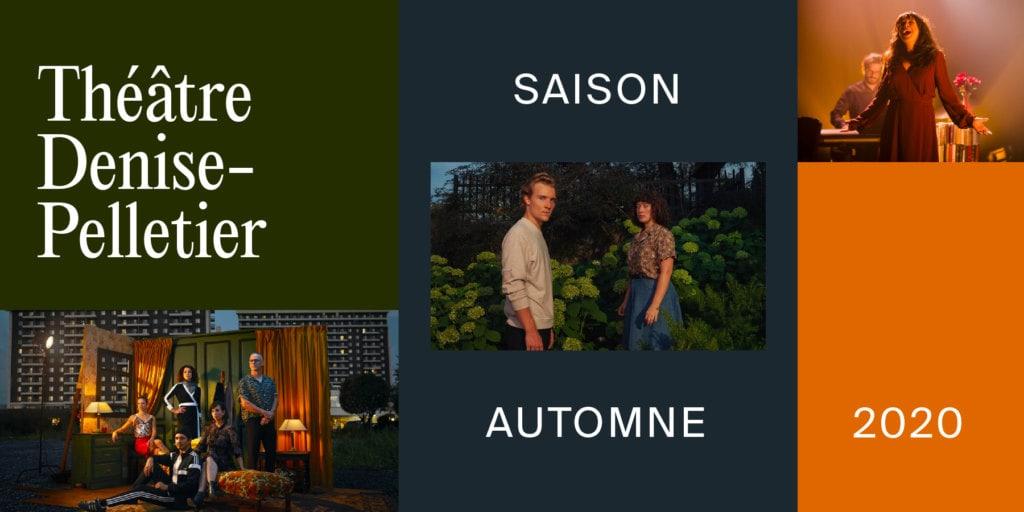 Dévoilement de la saison automne 2020