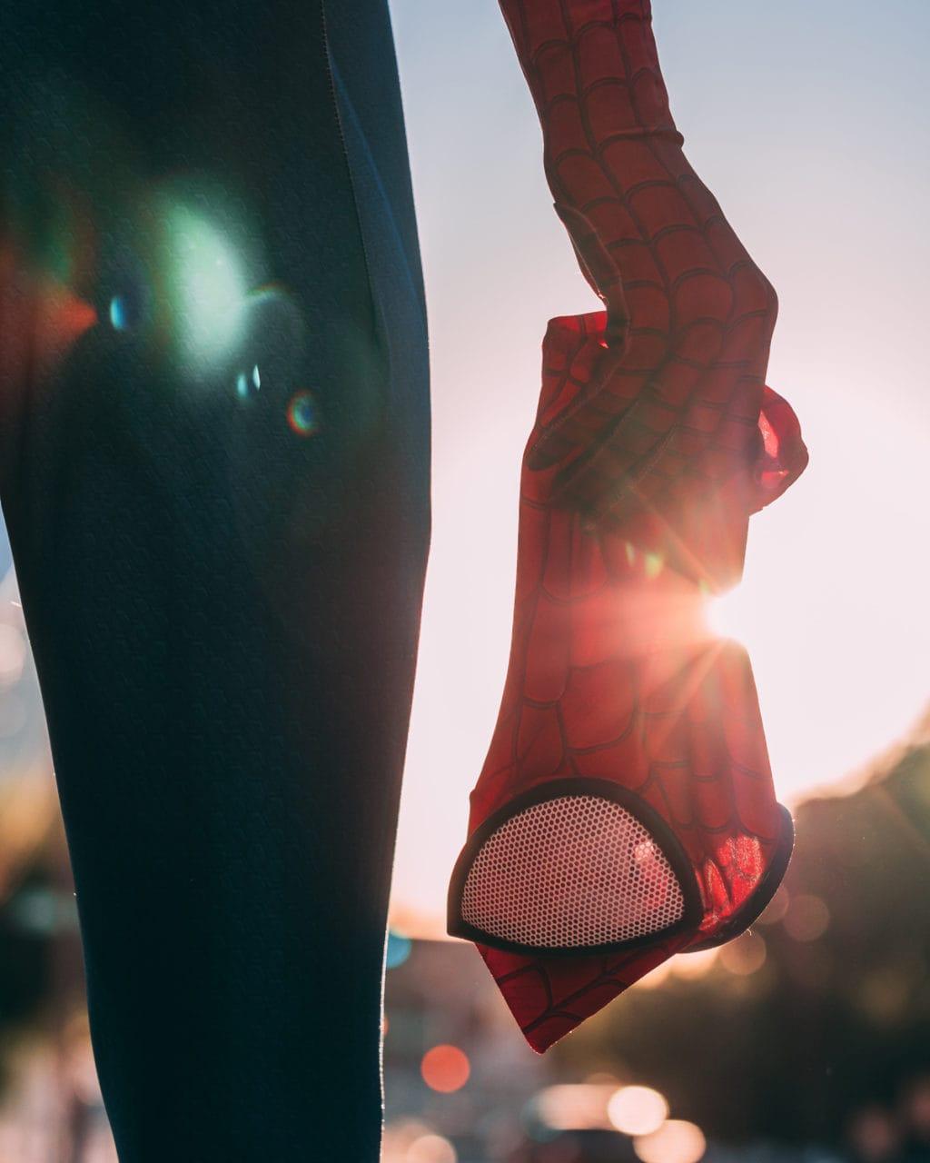 Michelle Parent ou comment devenir une super-héroïne en ces temps troubles